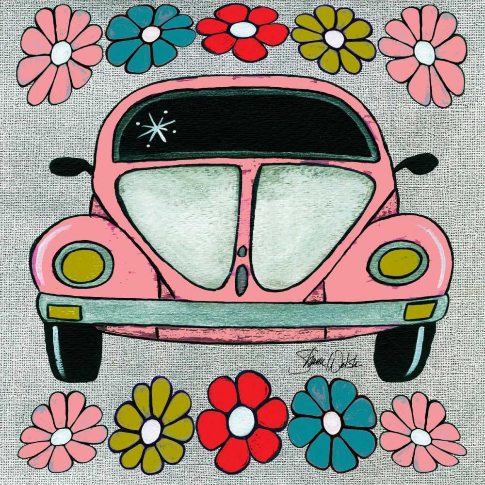 Bug - Pink Welsh, Shanni 62323