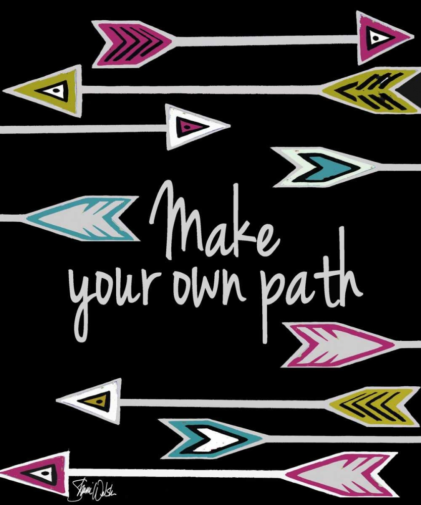Make Your Own Path Welsh, Shanni 62361