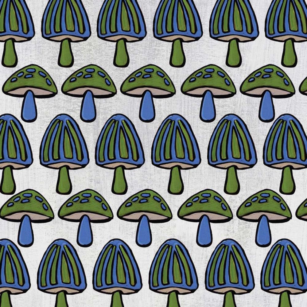 Woodland Pattern IV Welsh, Shanni 62392