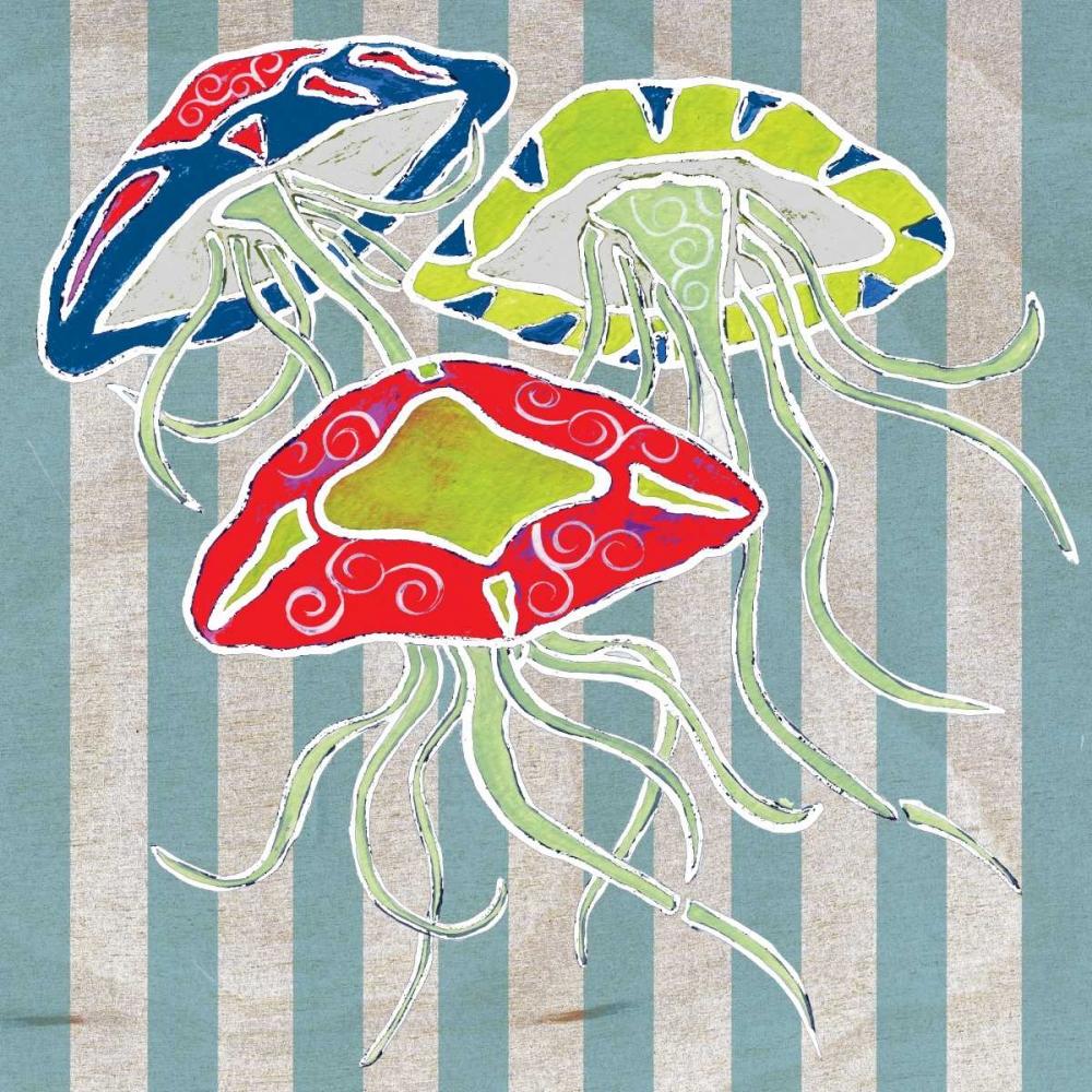 Nautical Jellyfish Welsh, Shanni 63282