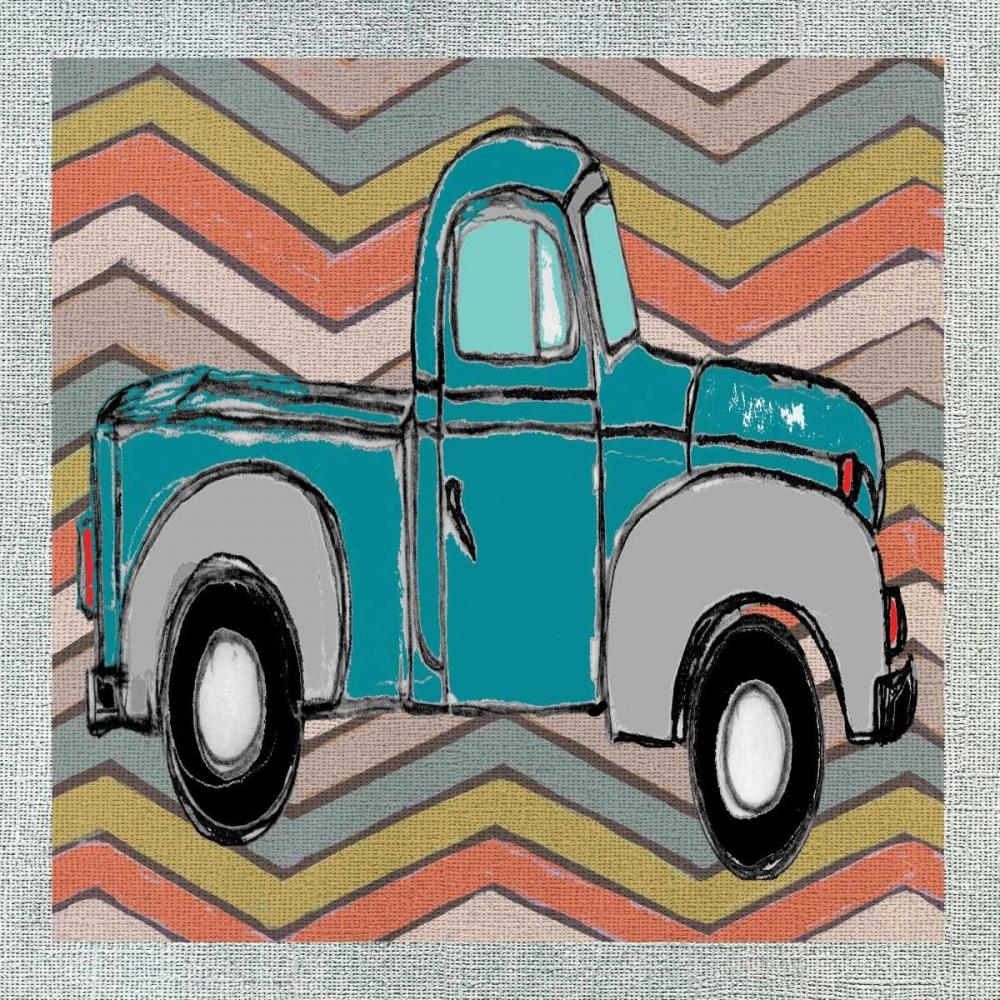 Transportation - Truck Welsh, Shanni 63288