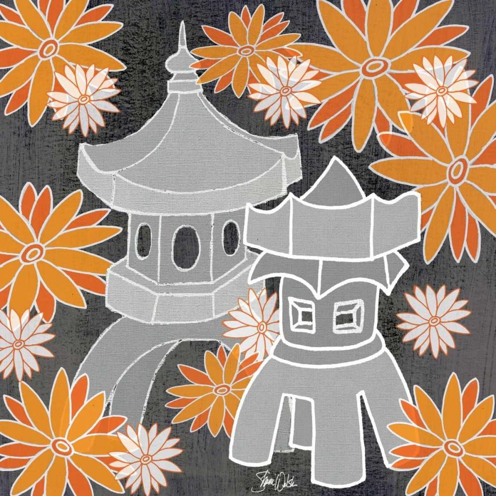Pagoda Print I Welsh, Shanni 63299