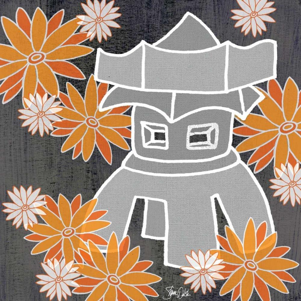 Pagoda Print II Welsh, Shanni 63300
