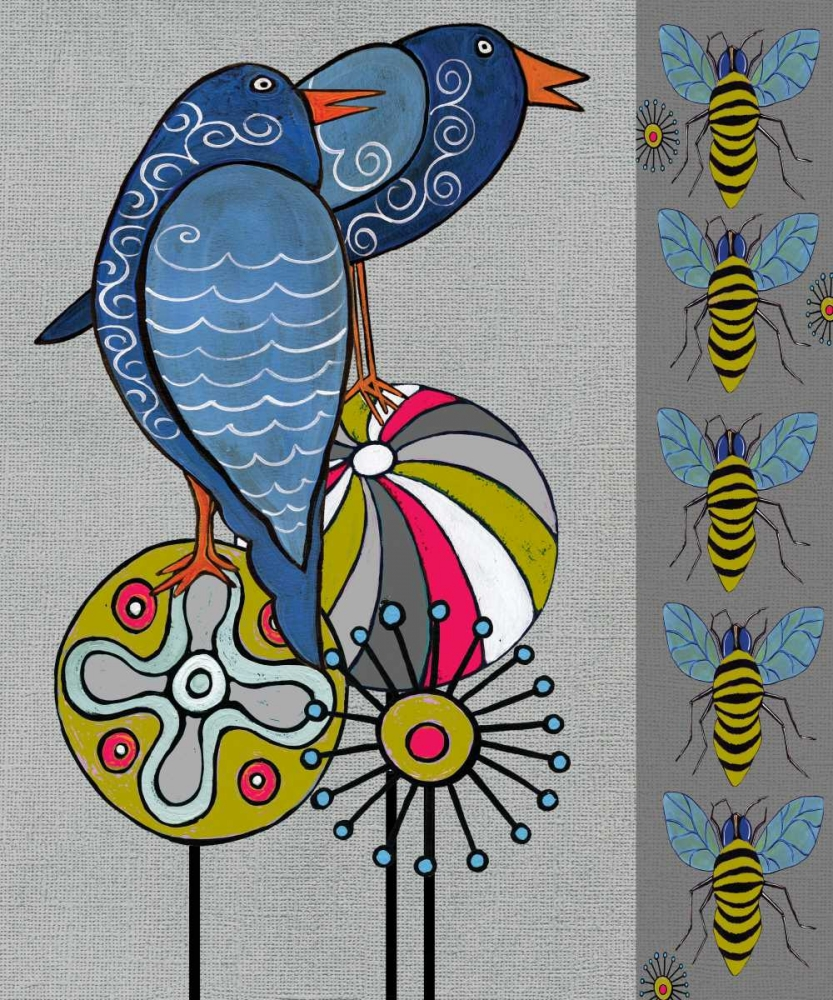 Birds and Bees Welsh, Shanni 63308