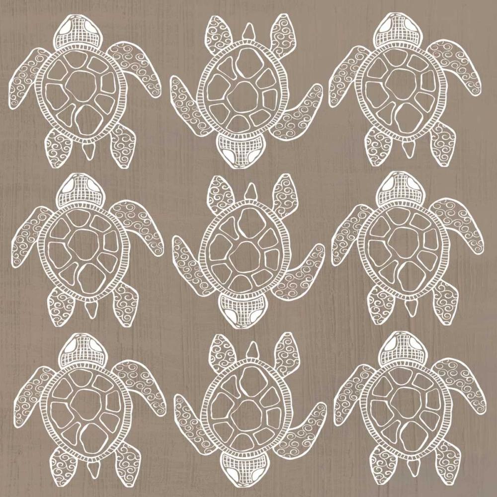 Sand Turtle Pattern Welsh, Shanni 65264