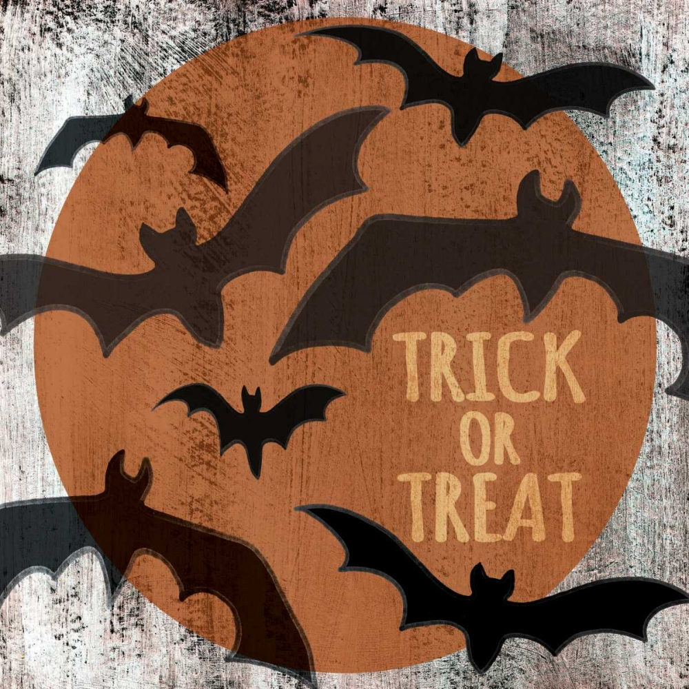 Trick or Treat Bats Welsh, Shanni 65315