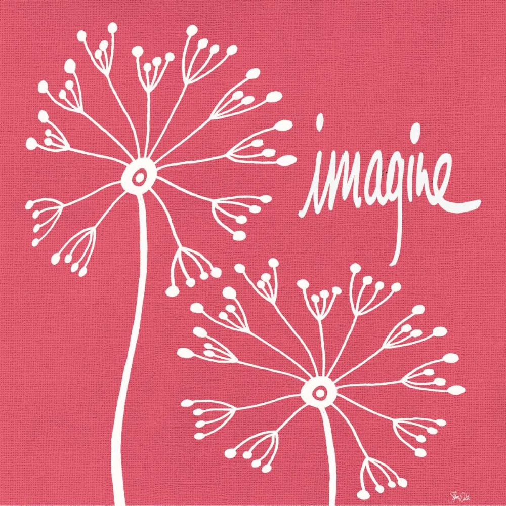 Dandelion Pink Imagine Welsh, Shanni 72969