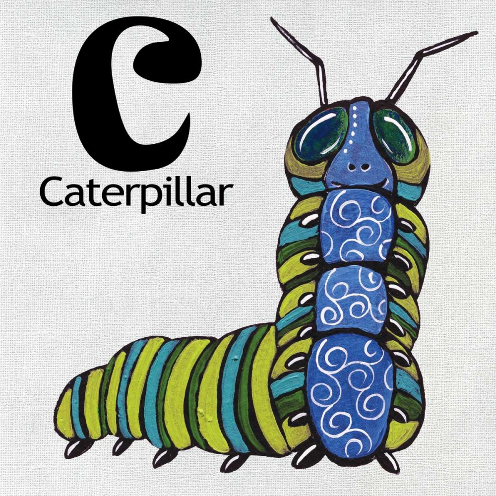 C - Caterpillar Welsh, Shanni 73013