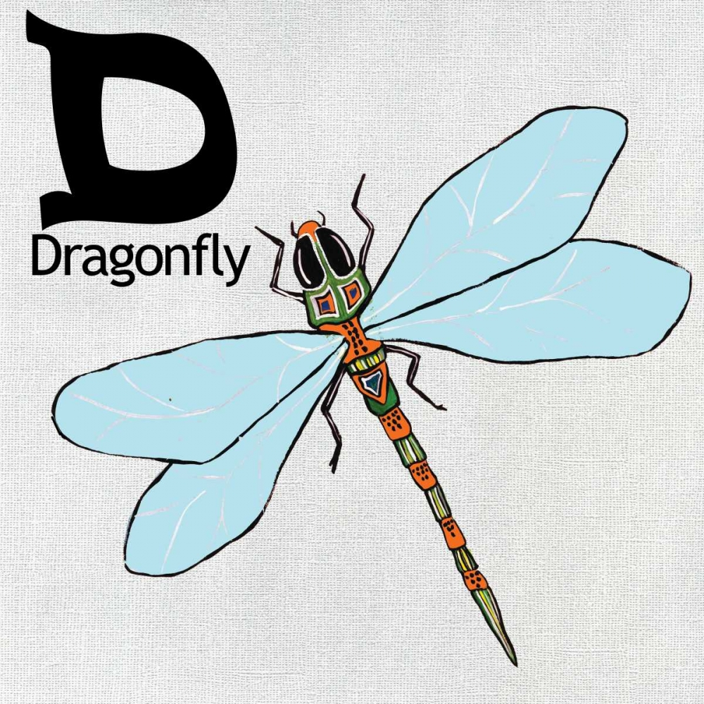 D - Dragonfly Welsh, Shanni 73014