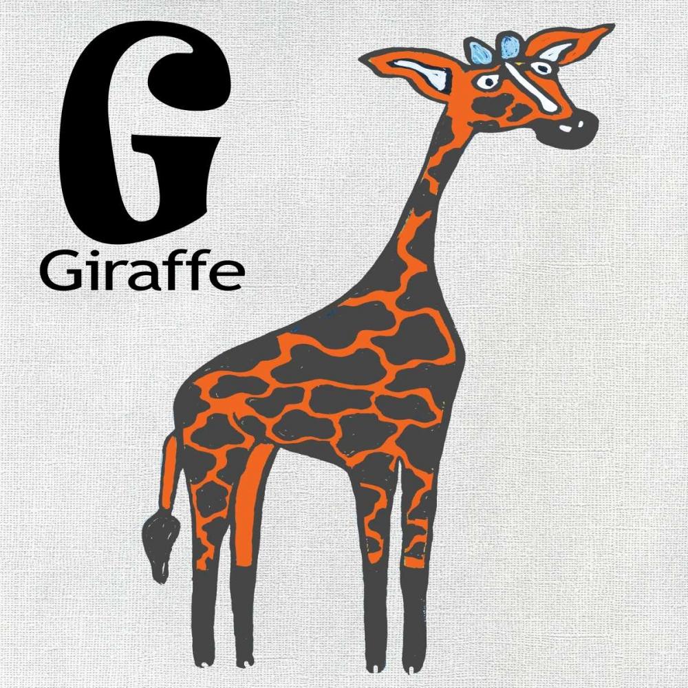 G - Giraffe Welsh, Shanni 73017
