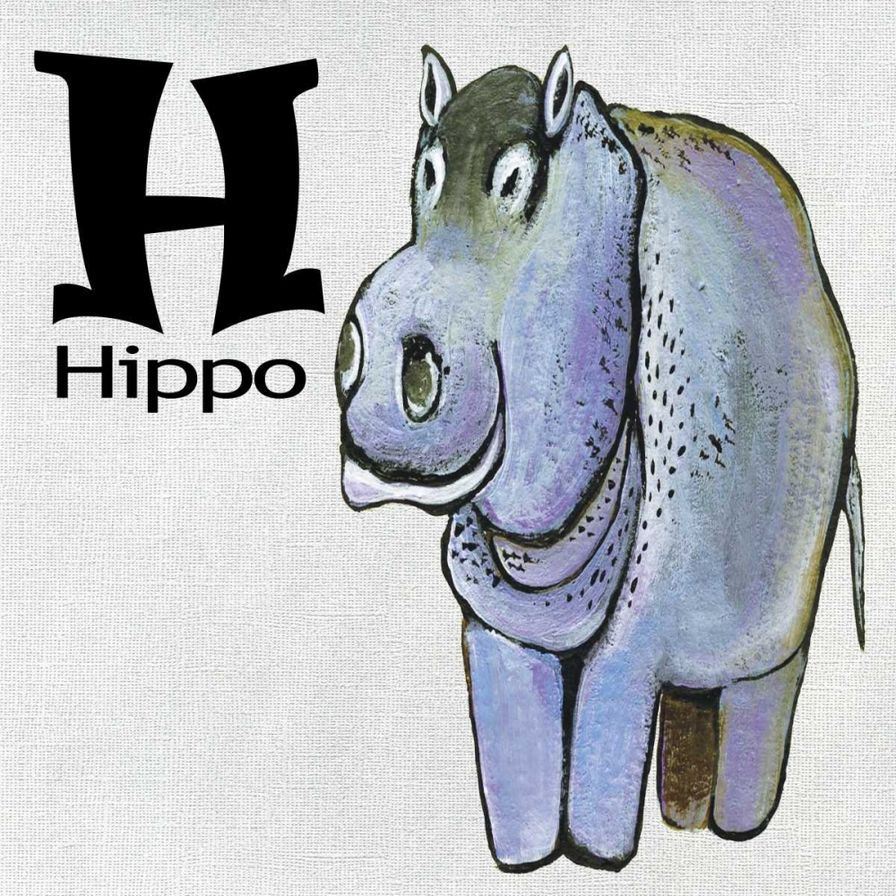 H - Hippo Welsh, Shanni 73018
