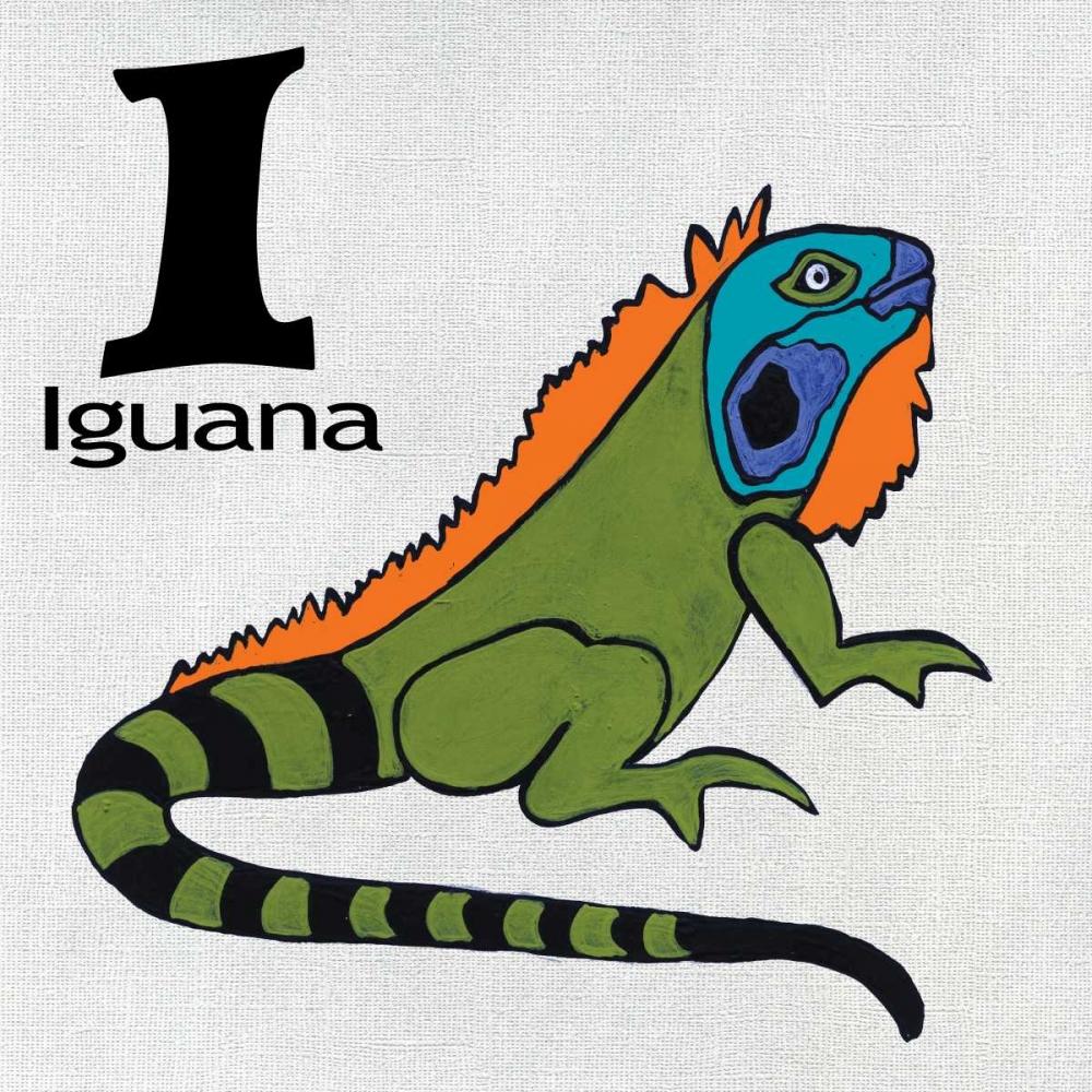 I - Iguana Welsh, Shanni 73019