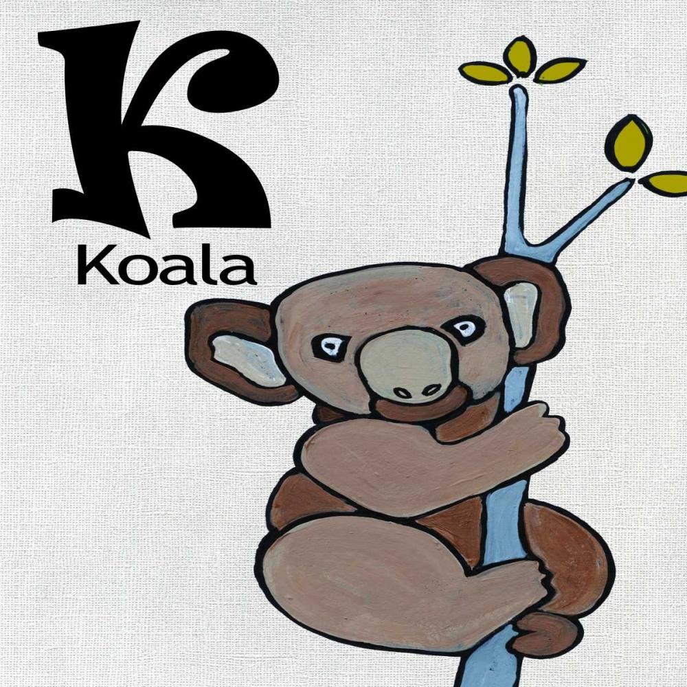 K - Koala Welsh, Shanni 73021