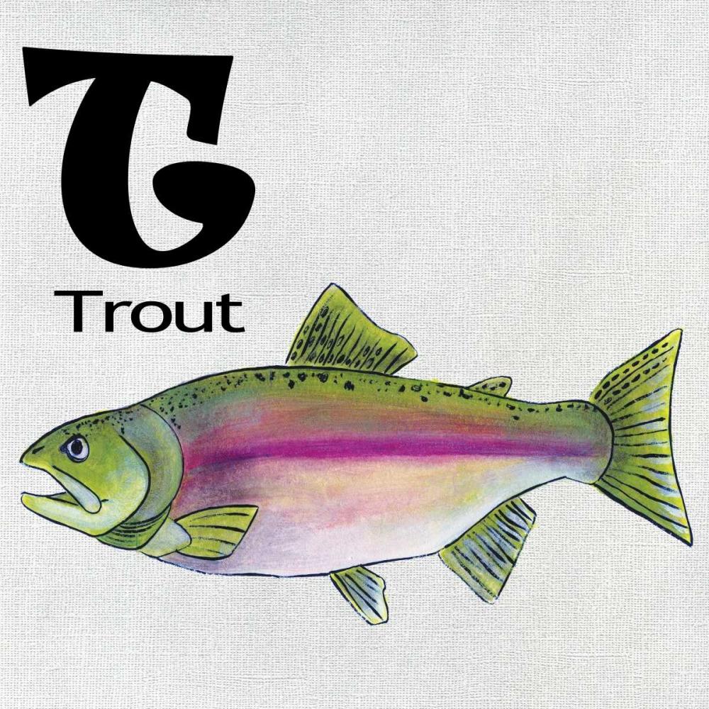T - Trout Welsh, Shanni 73030