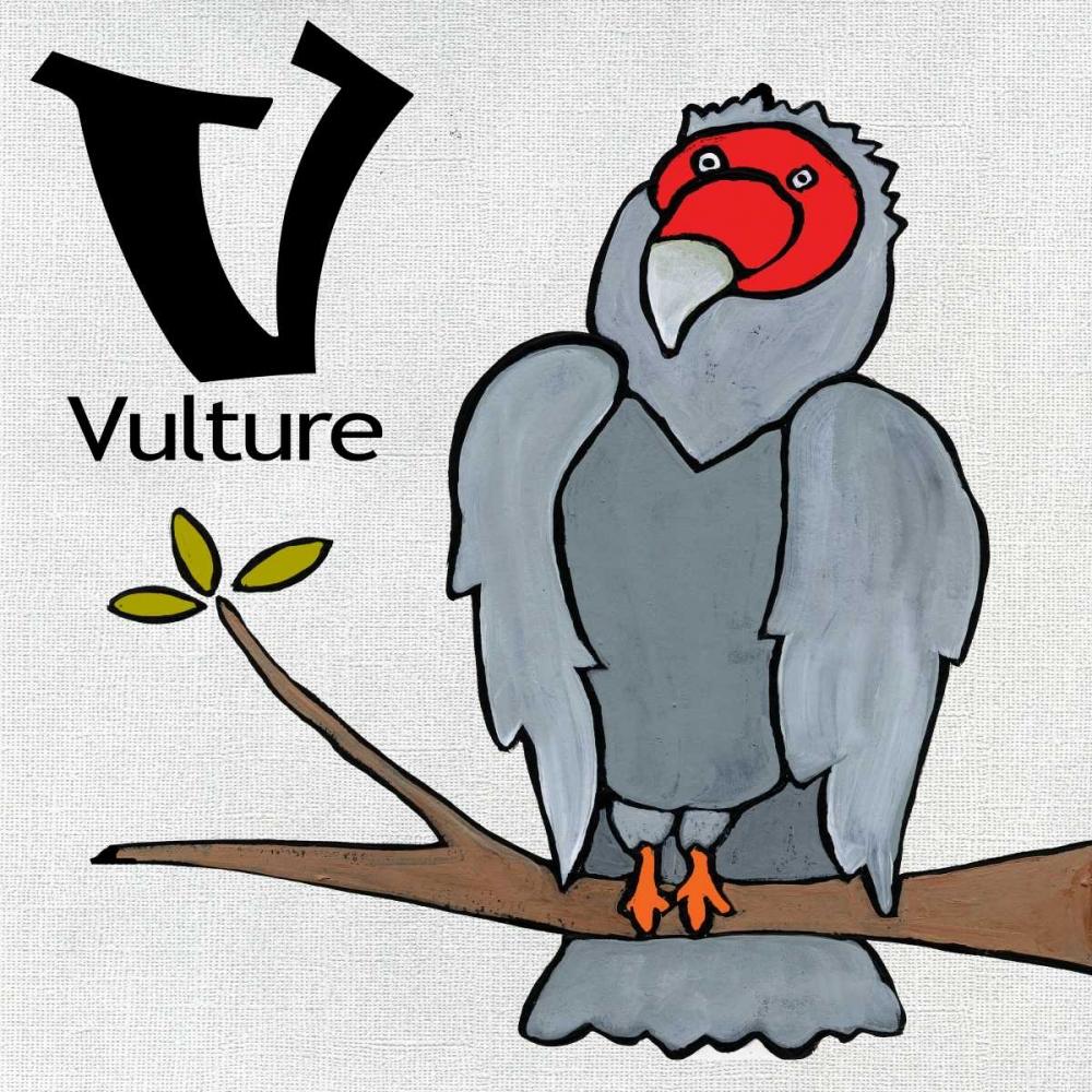 V - Vulture Welsh, Shanni 73032