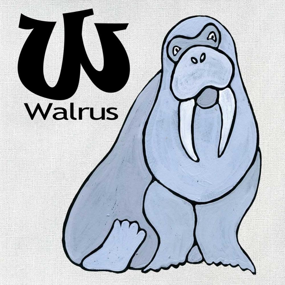 W - Walrus Welsh, Shanni 73033