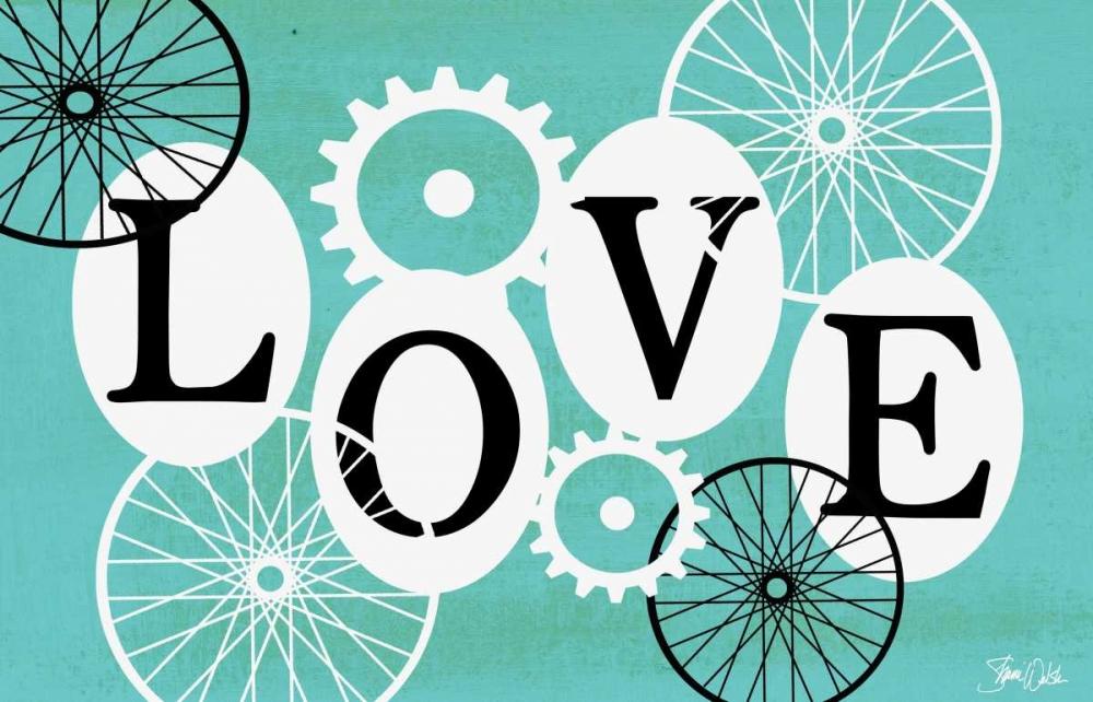 Love - Teal Welsh, Shanni 81293