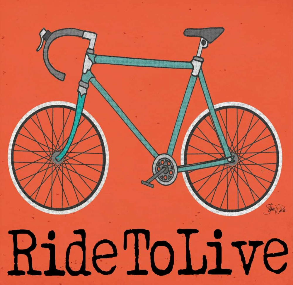 Ride to Live Welsh, Shanni 81315