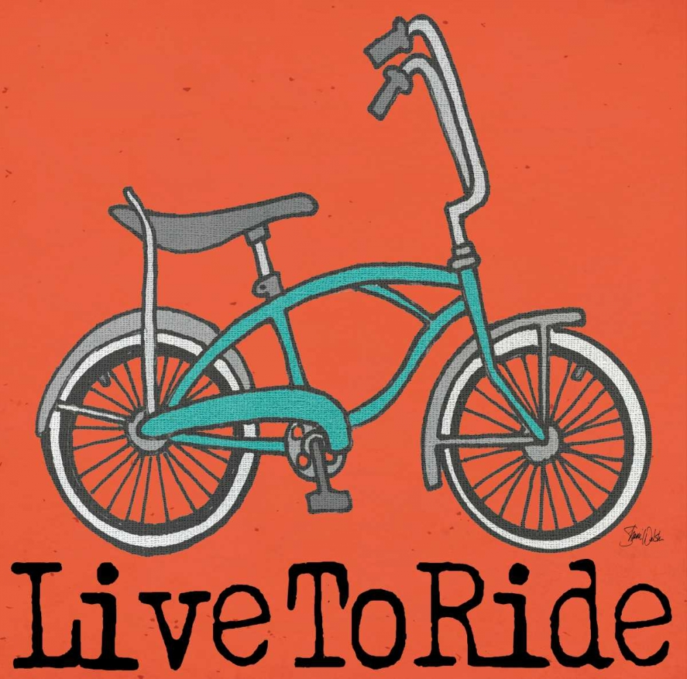 Live to Ride Welsh, Shanni 81316