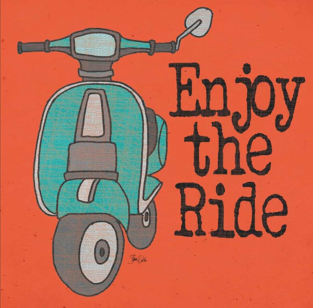 Enjoy the Ride Welsh, Shanni 81317