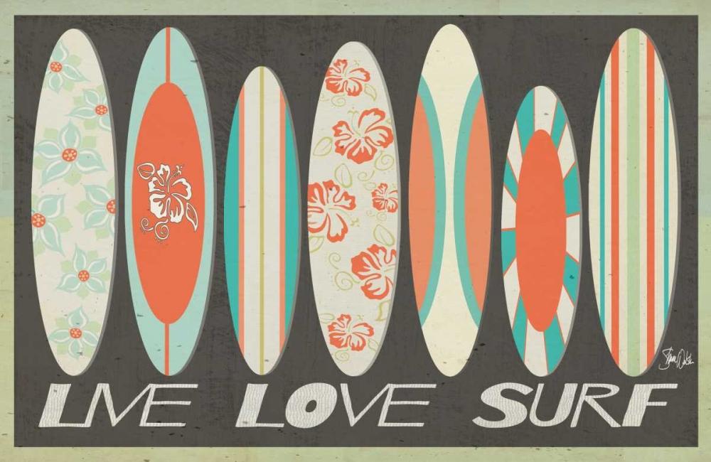 Live Love Surf Welsh, Shanni 100175