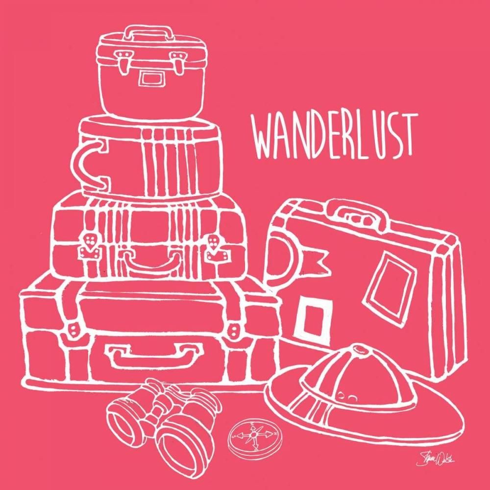 Wanderlust Pink Welsh, Shanni 100183