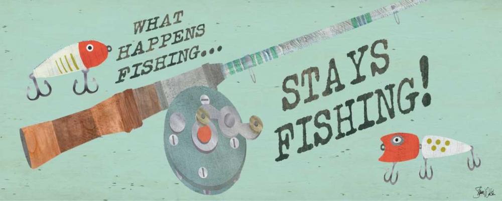 What Happens Fishing Welsh, Shanni 100184