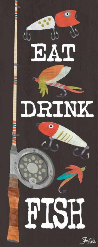Eat Drink Fish Welsh, Shanni 100187