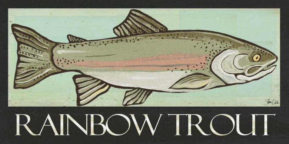 Rainbow Trout Welsh, Shanni 100195