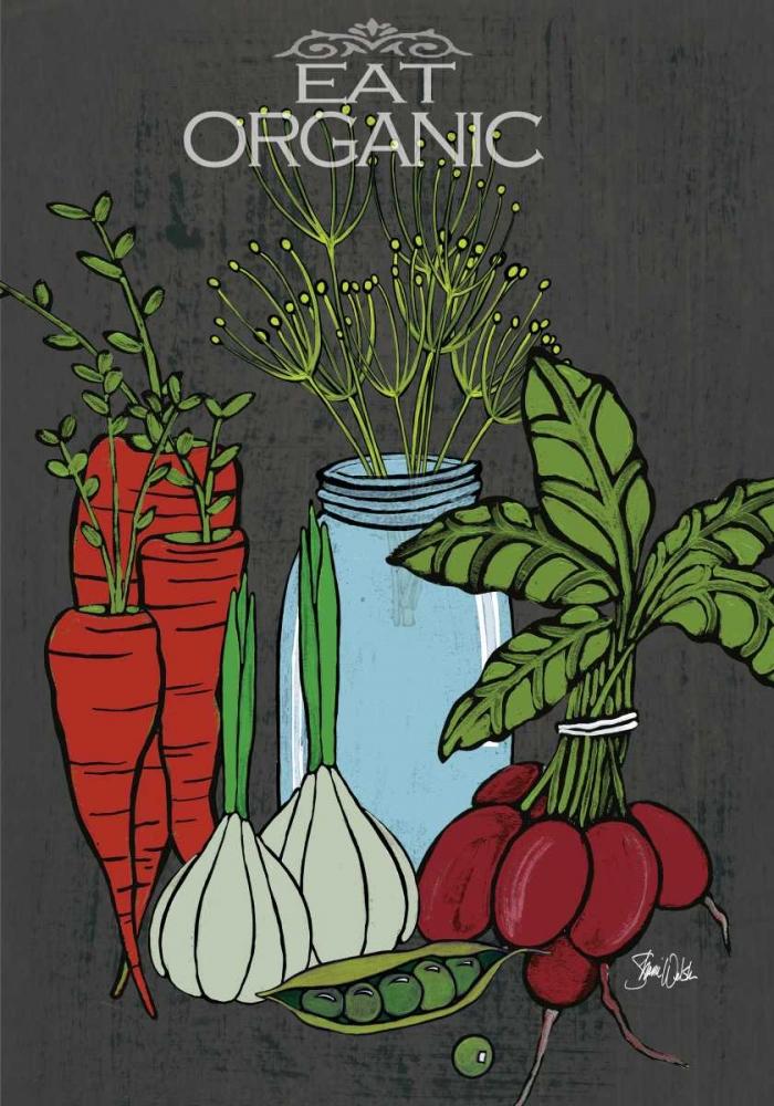 Eat Organic Welsh, Shanni 100203