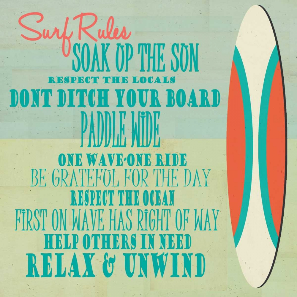 Surf Rules Welsh, Shanni 100223