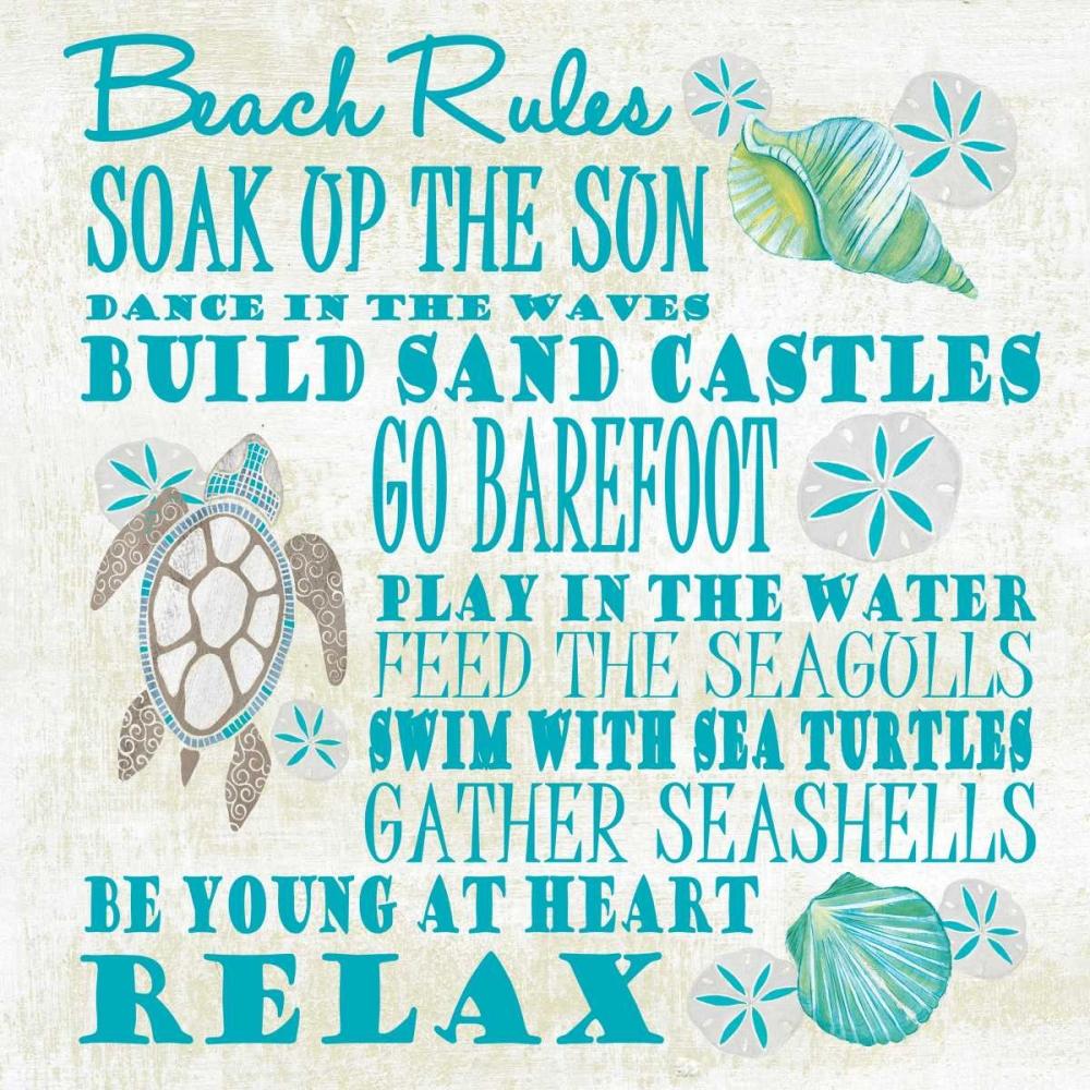 Beach Rules Welsh, Shanni 100224