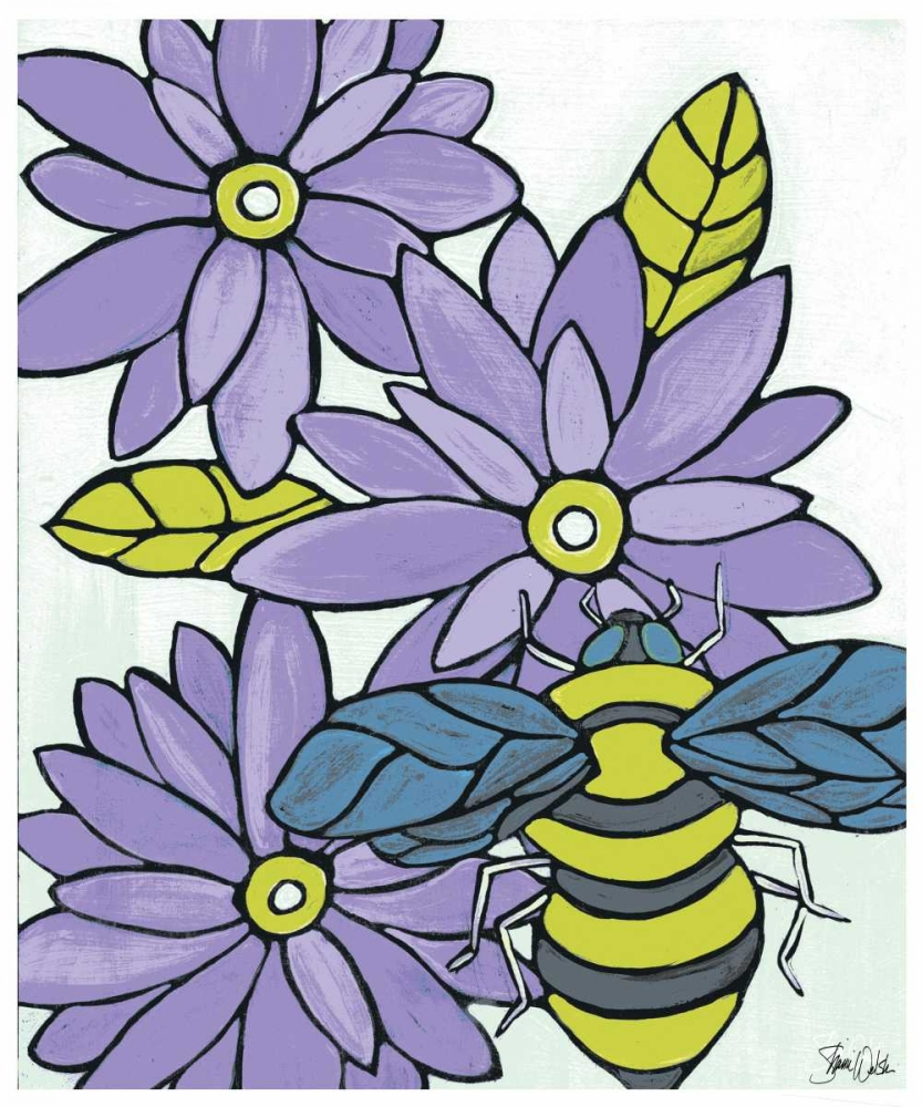Bee & Blooms Welsh, Shanni 100239