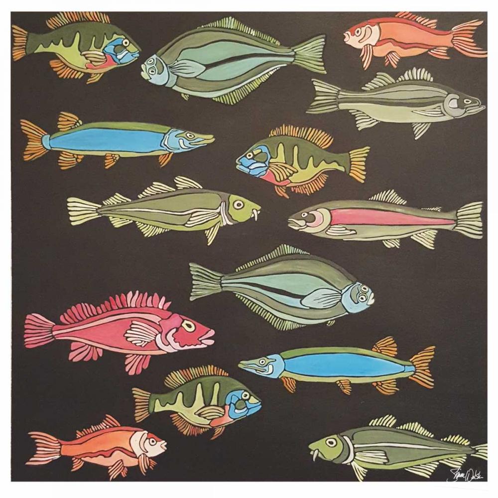 Fish Welsh, Shanni 100240