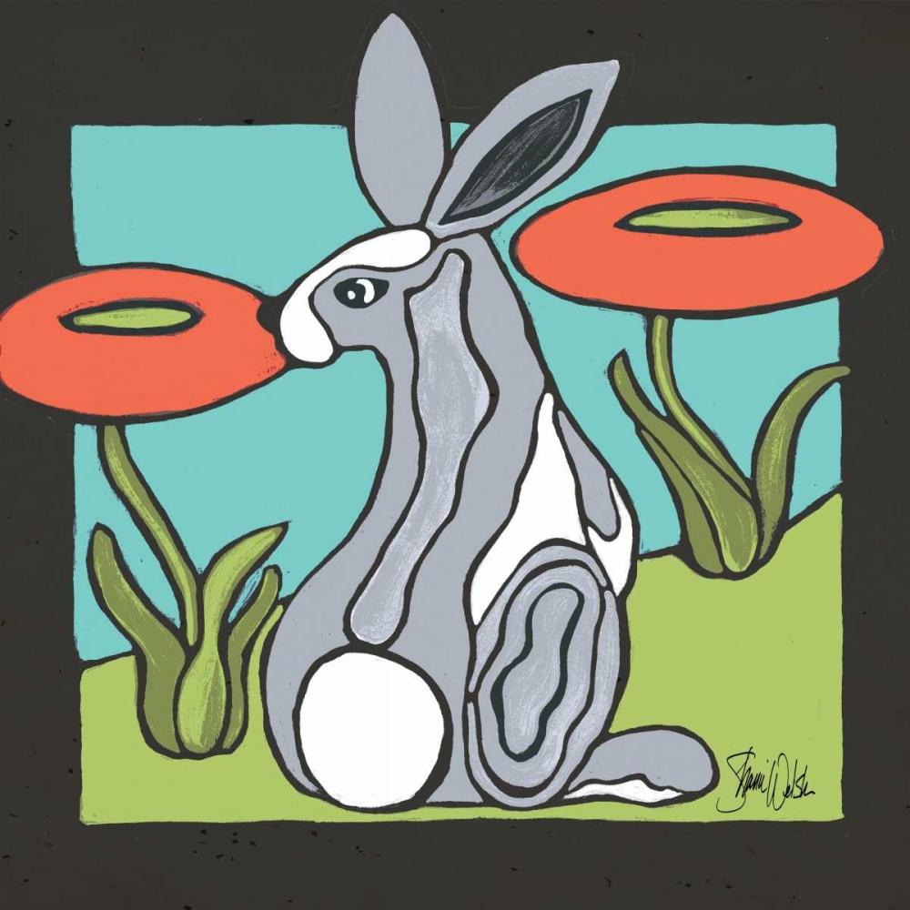 Rabbit Three Welsh, Shanni 118763