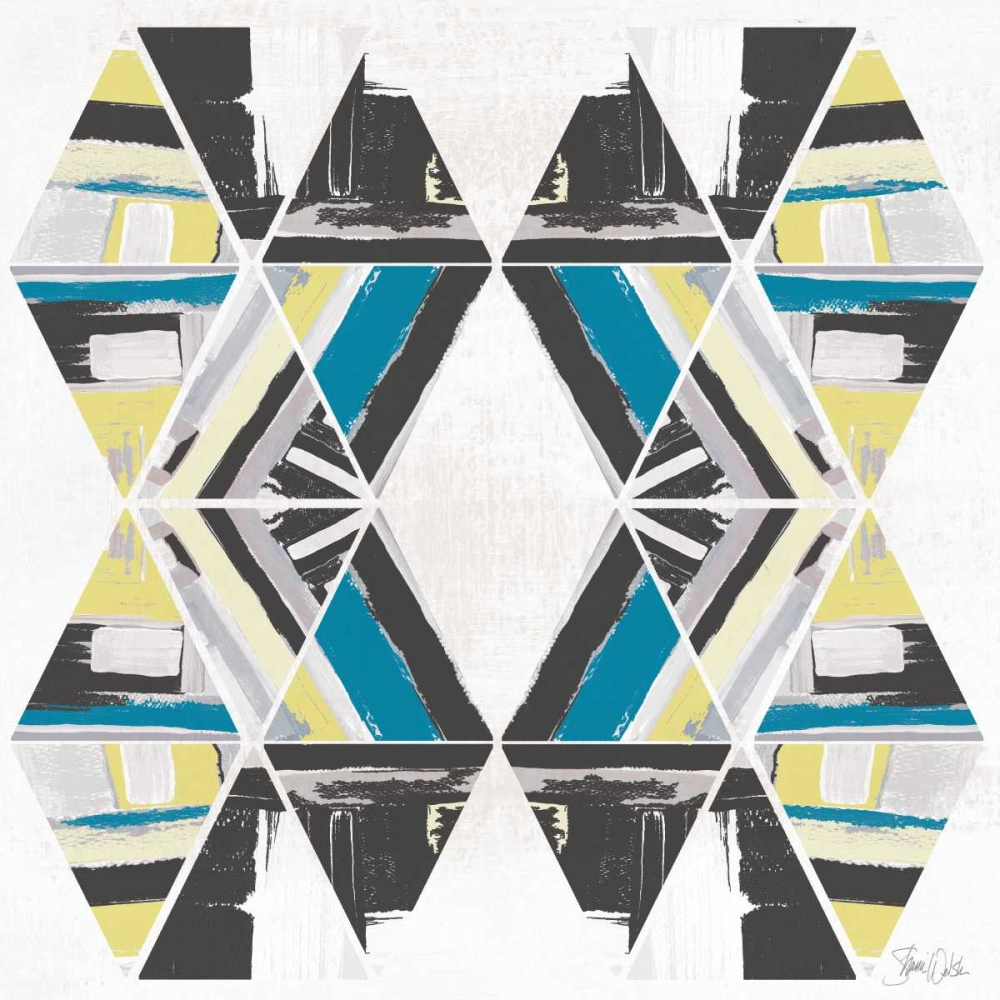 Triangle Pattern I Welsh, Shanni 149573