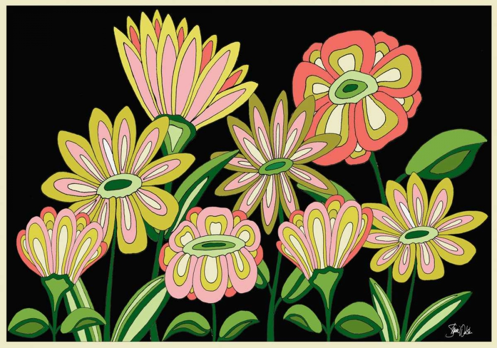 Florals II Welsh, Shanni 157405