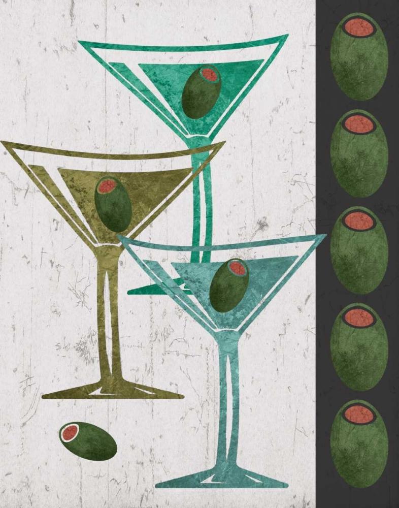 Martini and Olives I Welsh, Shanni 157422