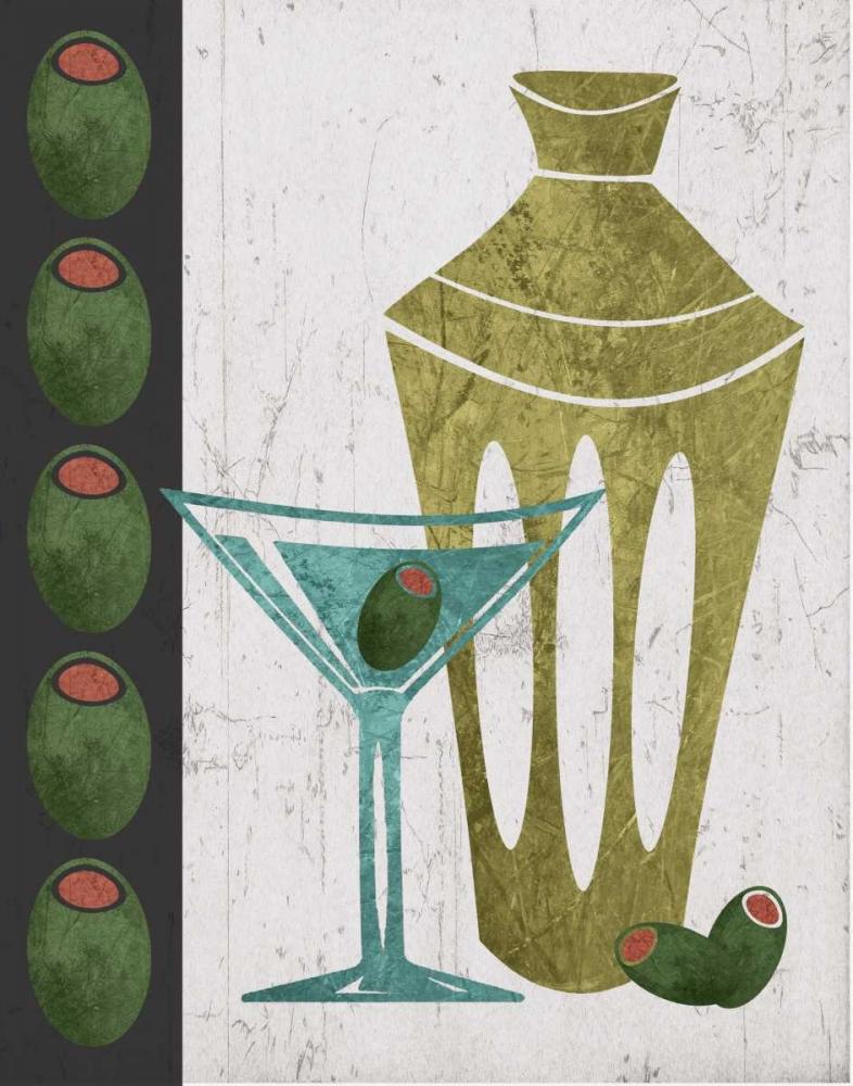 Martini and Olives II Welsh, Shanni 157423