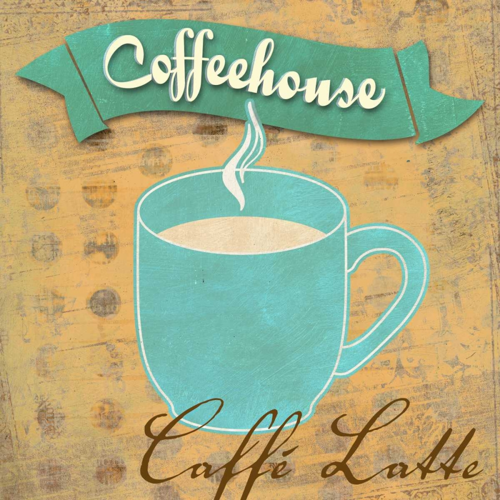 Caffe Latte Teller, Skip 42703