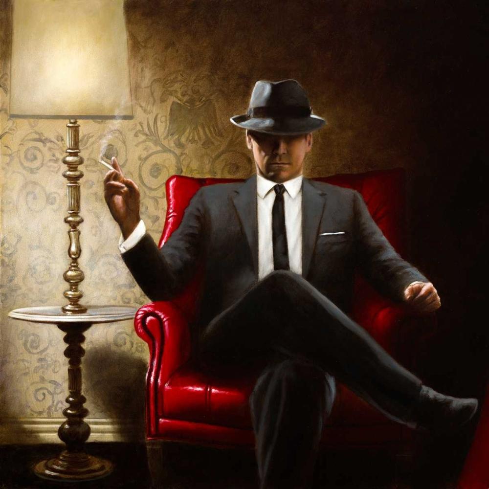 Black Tie Silver, John 42719