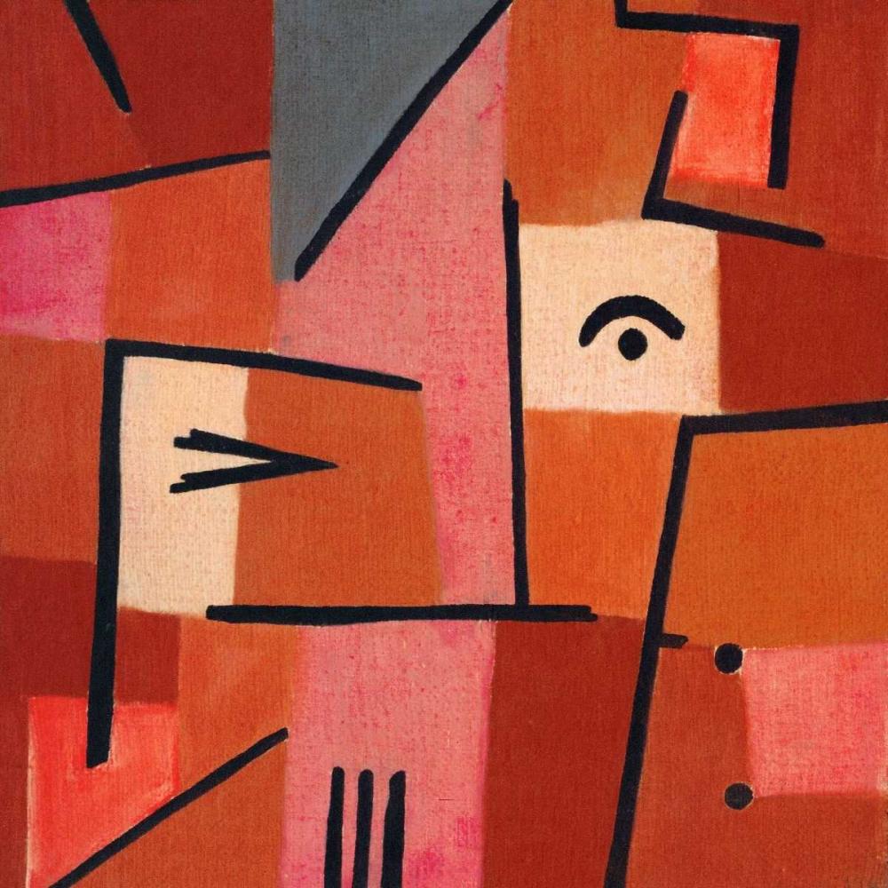 Beware of Red Klee , Paul 78253