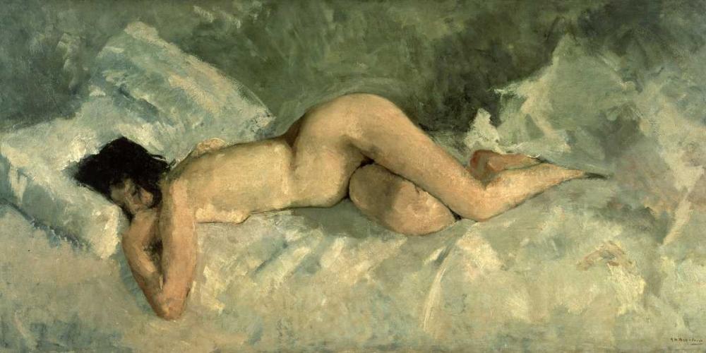 Reclining nude Breitner, George Hendrik 162765