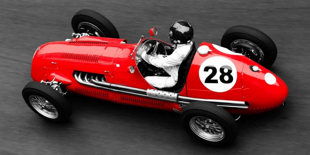 Historical race car at Grand Prix de Monaco Seyfferth, Peter 117848