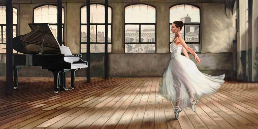 Dim light Ballerina Benson, Pierre  64980
