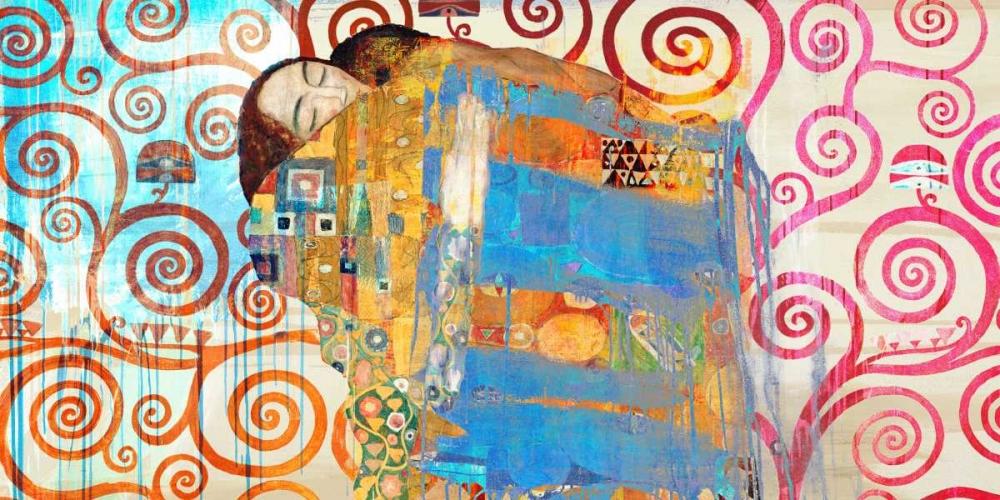 Klimts Embrace 2.0 Chestier, Eric 117897