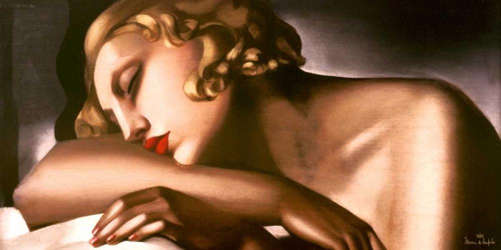 Dormeuse de Lempicka, Tamara 43332