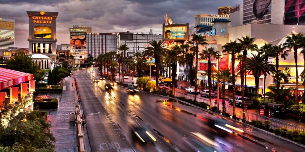 Las Vegas Ratsenskiy, Vadim 43090