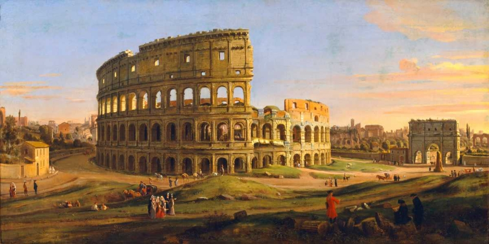Veduta del Colosseo Van Wittel, Gaspar 117981