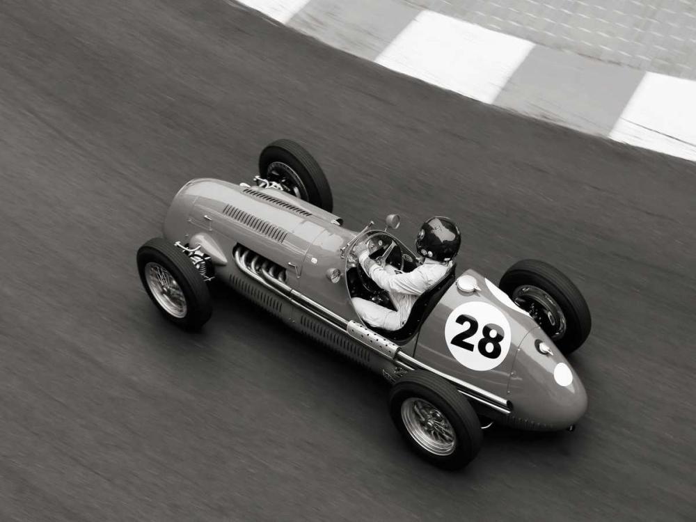Historical race car at Grand Prix de Monaco Seyfferth, Peter 118031